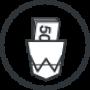 Потайной задний карман (антивор)